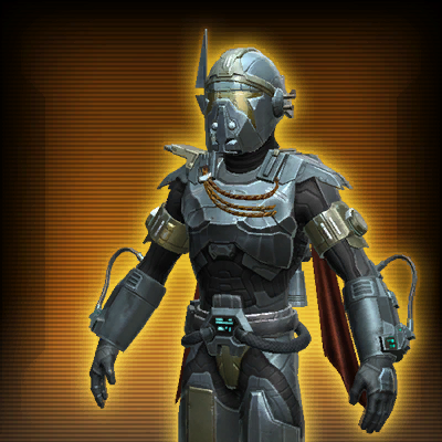 Commander Vizla's Armor Set