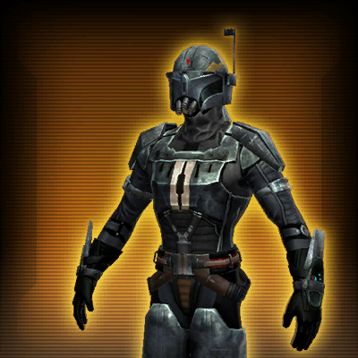 Wasteland Raider's Armor Set