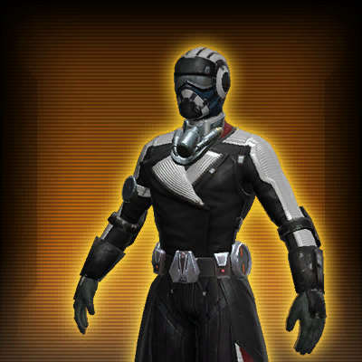 Nightlife Operative's Armor Set