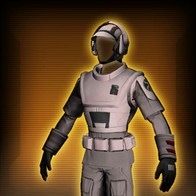 Unshakable Trooper's Armor Set