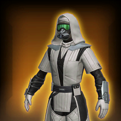 Hoth Defender's Armor Set