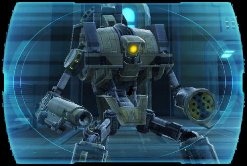 Survived Annihilation Droid XRR-3 (Master Mode)