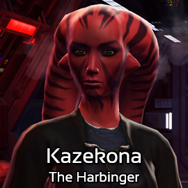 Kazekona @ The Harbinger