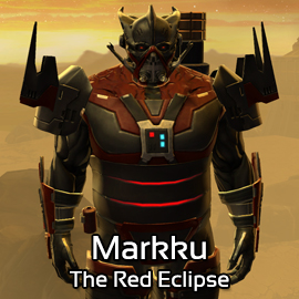 Markku @ The Red Eclipse