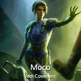 Moco @ Jedi Covenant