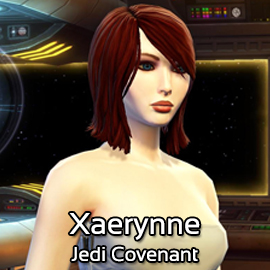Xaerynne @ Jedi Covenant
