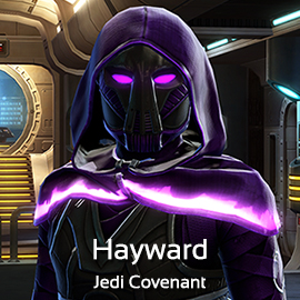 Hayward @ Jedi Covenant