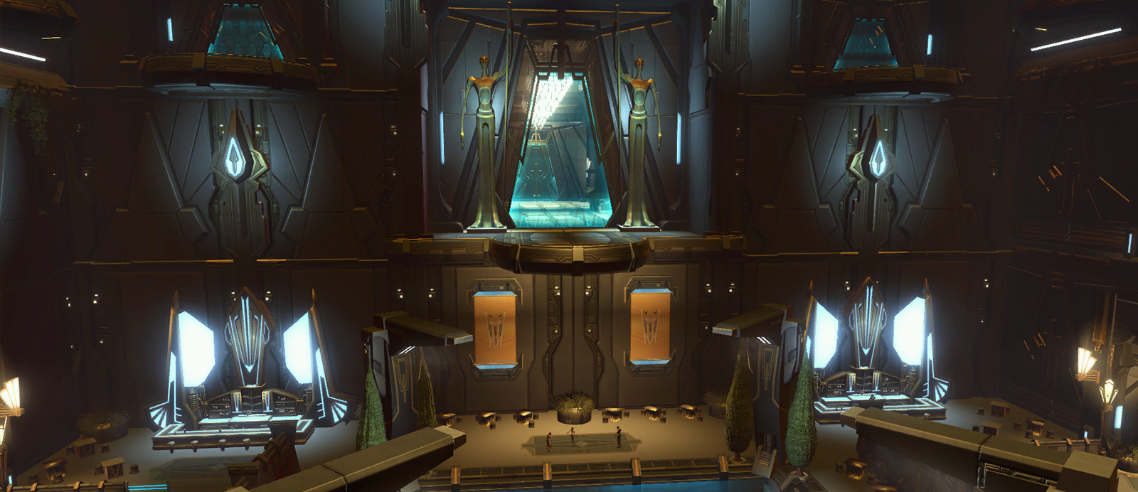 Vaylin's Penthouse on Zakuul