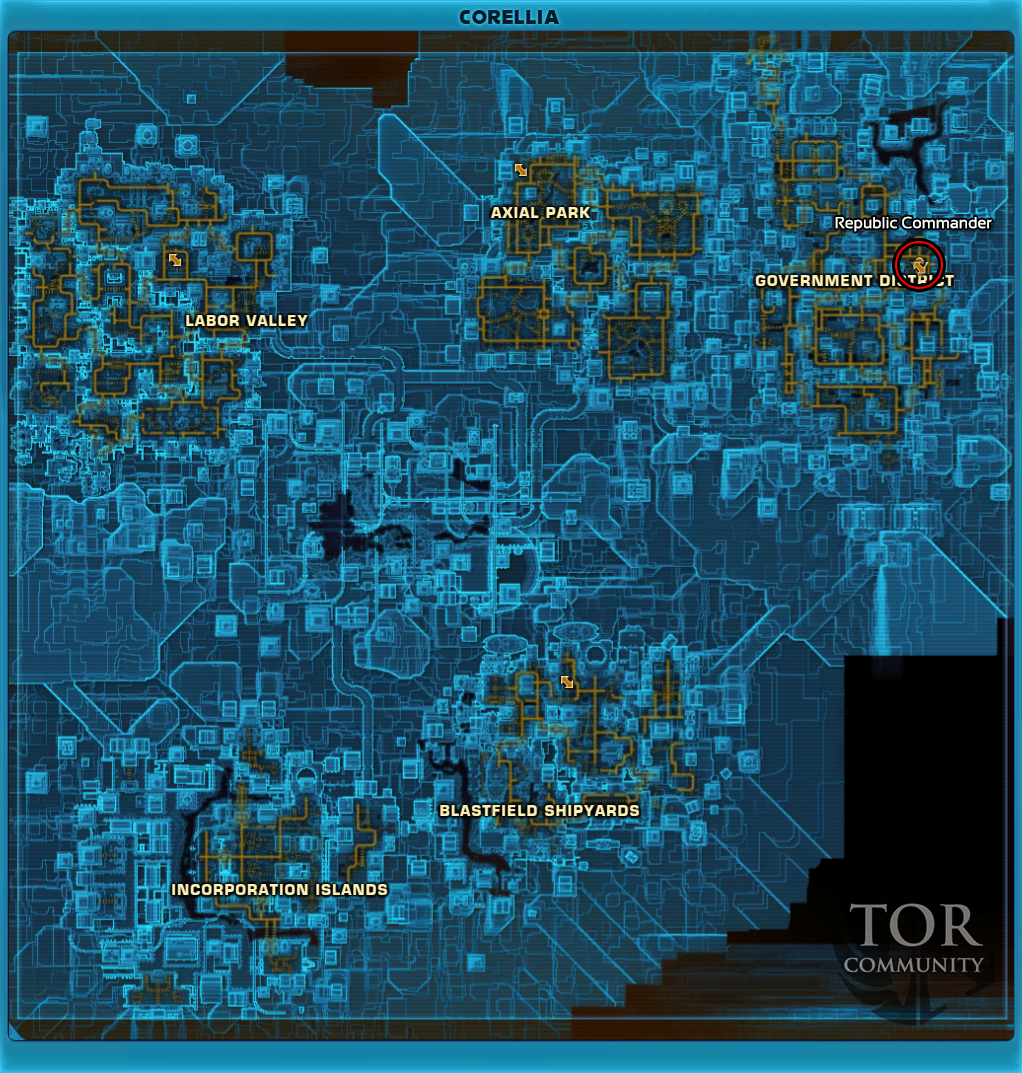 SWTOR Battlemaster/Commander Conquest Locations Guide ...