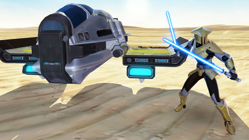how to get the may the 4th droid in swtor